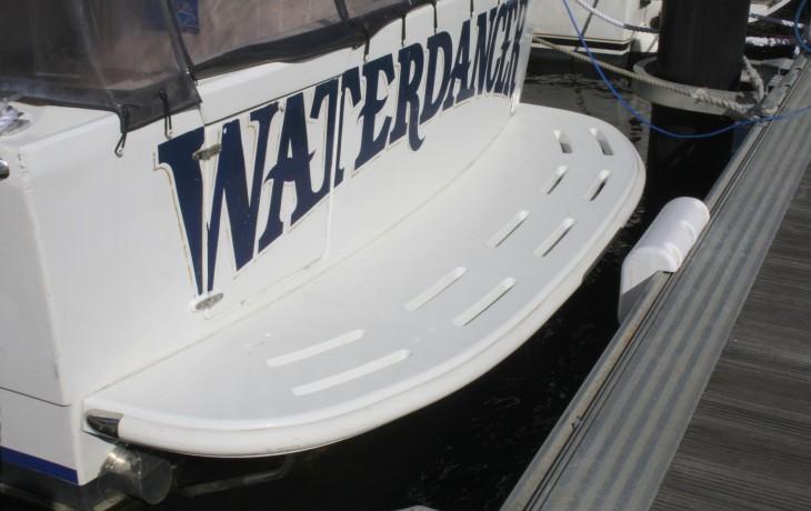 Custom built marlin board.